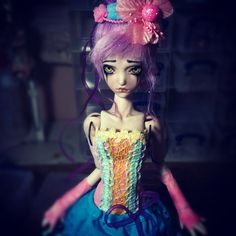 Love her! Forgotten Hearts Doll