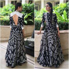 Karisma Kapoor in a Rahul Mishra Dress