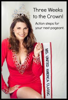 Free Pageant Coaching This is a great way to get started or to be better prepared at your next pageant!