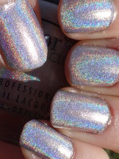 """Color Club """"Harp On It""""  #nailart - Go to bellashoot.com or #beautyapp for beauty inspiration!"""
