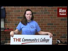 THE Community's College Video: Regina, Michael, Alex, Archna, Anne and A...