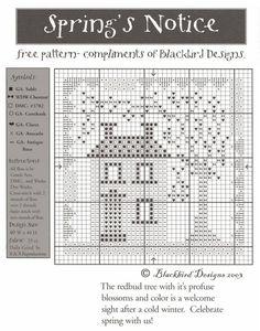 Blackbird Designs - Free.
