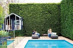 Natalie Bassingthwaighte's house tour is amazing! Natalie Bassingthwaighte, My Kitchen Rules, Riverside House, Interior Design Courses, Alfresco Area, Glass Desk, Melbourne House, Front Rooms, Old Houses