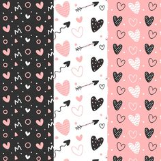 Valentines Day Drawing, Valentines Day Clipart, Valentines Day Background, Vintage Valentines, Digital Scrapbook Paper, Valentines Illustration, Vintage Greeting Cards, Vintage Postcards, Bunny Crafts