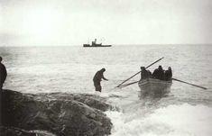 "The Rescue Ship, ""Endurance"" Expidition"