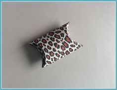 Geschenkbox Leopard von Smaragddrache auf DaWanda.com