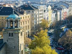 Sheraton Sofia Hotel Balkan—Sofia Street