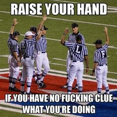 Nfl referees ........ So true