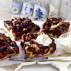 Pflaumenkuchen mit Zimtzuckerkruste Rezept   LECKER