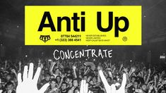 Anti Up - Concentrate (Official Audio) Music Songs, Electric, Audio, Calm, Dance, Youtube, Dancing, Youtubers, Youtube Movies
