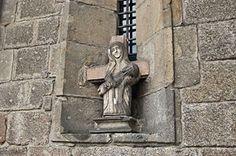 """""""dopo aver dato uno sguardo di commiato alla trecentesca Nostra Signora della Pietà che sta nella sua nicchia"""" si riferisce probabilmente alla Nossa Senhora do Ponte, che si trova nel monastero di S. Gonçalo dal 1763."""