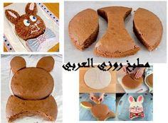 Tavşan pasta yapımı | görsel 1
