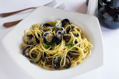 Vongole- Linguine with Clams