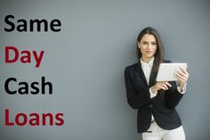 #SameDayCashLoans – Quick Cash Assistance To Balance Your Financial Situation!