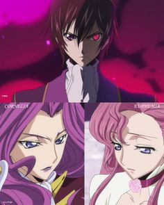 code geass princesses
