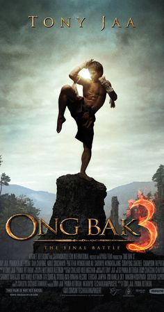 Directed by Tony Jaa, Panna Rittikrai.  With Tony Jaa, Dan Chupong, Sarunyu Wongkrachang, Primorata Dejudom. Ong Bak 3 picks up where Ong Bak 2 had left off. Tien is captured and almost beaten to death before he is saved and brought back to the Kana Khone villagers. There he is taught meditation and how to deal with his Karma, but very soon his arch rival returns challenging Tien for a final duel.