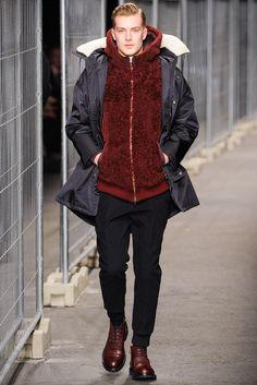 Neil Barrett Men's Fall Winter Collection 2012-13 ニール バレット 2012-13 秋冬 メンズコレクション the outer wear statement 外側の摩耗ステートメント