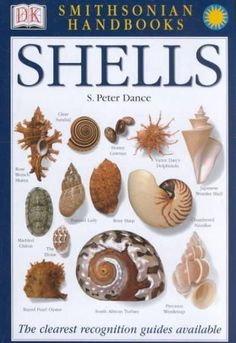 Smithsonian Handbooks Shells: The Photographic Recognition Guide to Seashells of the World