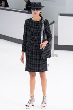 See the Chanel spring/summer 2016 collection. Click through for full gallery at vogue.co.uk