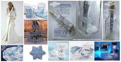 Winter wedding collage http://angelus-art.net/220/pozivnica-za-vjencanje-poruka-u-boci-snjezna-bajka