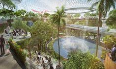 Aeroporto de Cingapura é o melhor do mundo pela 4ª vez consecutiva