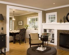 Sage green living room walls like the walls decor hate - What color should i paint my living room ...