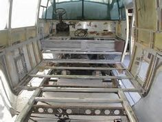 Image result for GMC Motorhome Restoration Motorhome Interior, Gmc Motorhome, Airstream Trailers, Camper Caravan, Truck Camper, Camper Van, Gmc Motors, Classic Gmc, Cool Rvs