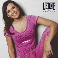 New style for her ▸http://bit.ly/2n6Mv5Y     www.leone1947apparel.com   #WEARECOMBATSPORTS #Leone1947Apparel #woman #girl #spring #summer #look #casual