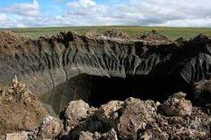 Resultado de imagen para siberia rocas ciudad subterranea