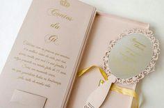 Convite da festa da Giovanna Chaves❤#ContosDaGiih