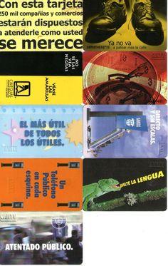 9 Phonecard / Tarjeta Telefonicas Venezuela  Publicidad Varias