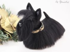 Needle felting is long work, some artists like this one are Masters!  $79.00 YanArt