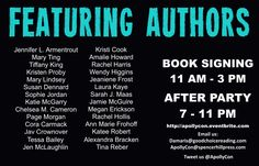 ApollyCon - The Return by Jennifer L. Armentrout Release Party!