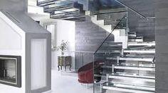 Resultado de imagen para escaleras exteriores para casas de tres pisos