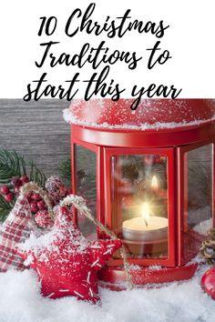 10 Christmas traditi