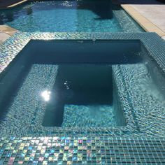 Looking for Pool Mosaics? Check out Artistry in Mosaics at Tile Outlets of America Luxury Swimming Pools, Swimming Pools Backyard, Swimming Pool Designs, Pool Landscaping, Lap Pools, Indoor Pools, Luxury Pools, Dream Pools, Pool Decks