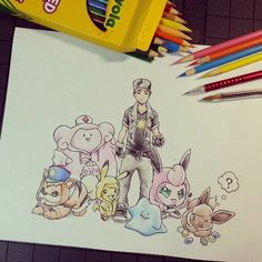 Pokemon Sketch
