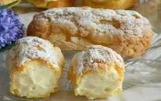 Poctivé vanilkové Eclair | NejRecept.cz