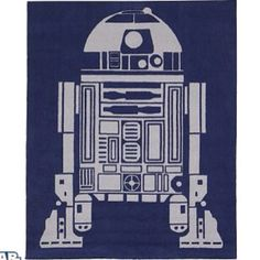 Pottery Barn Star Wars Rug Iwould love this for my kitchen!!!
