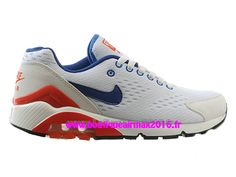 Nike Air Max 180 EM (Engineered Mesh) Chaussures Nike Running Pour Homme Blanc 579921-ID7