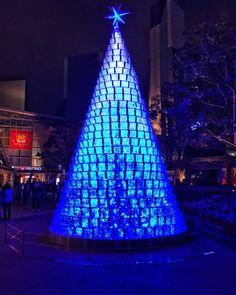 #Christmas #Tree #roppongihills #Roppongi  #Tokyo #Japan 六本木ヒルズのクリスマスツリー