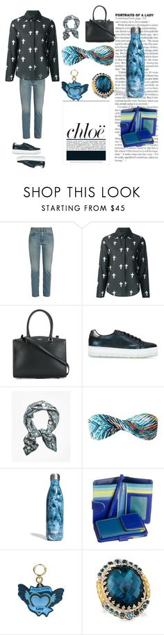 """""""best set offer"""" by denisee-denisee ❤ liked on Polyvore featuring Chloé, Acne Studios, Area Di Barbara Bologna, Rochas, Diesel, Brooks Brothers, Lygia & Nanny, S'well, mywalit and Burberry"""