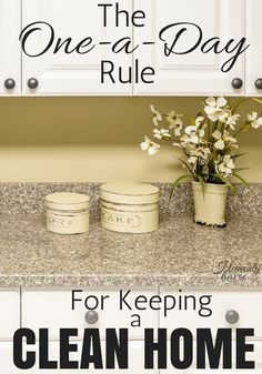 The One-a-Day Rule i