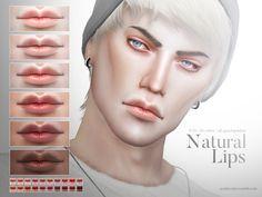 Pralinesims' Natural Lips N73