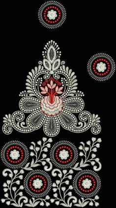 Embroidery Machine Patterns Free Ideas 20 Ideas For 2019 Embroidery Designs Free Download, Embroidery Designs For Sale, Border Embroidery Designs, Free Machine Embroidery Designs, Best Embroidery Machine, Machine Embroidery Projects, Fabric Painting, Cutwork, Neckline
