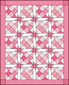 from quilters cache.Shooting Squares - Page 2. Love this website!