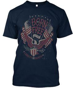 Born Free - Liberty or Death