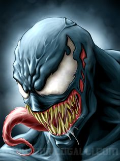 Venom .. by EnricoGalli on deviantART