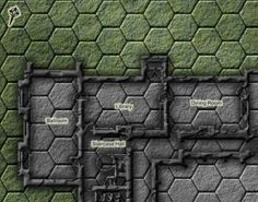 Creating Impressive Dungeon Maps in Minutes Map Tutorial
