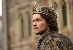 Henry Tudor from The White Princess on Starz, actor Jacob Collins-Levy